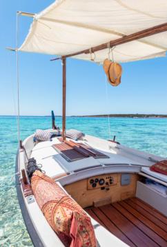 Location bateau Formentera pas cher Illes Medes