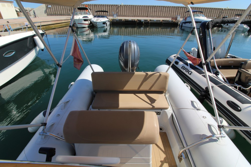 Location yacht à Sainte-Maxime - Zodiac Medline 580 sur SamBoat