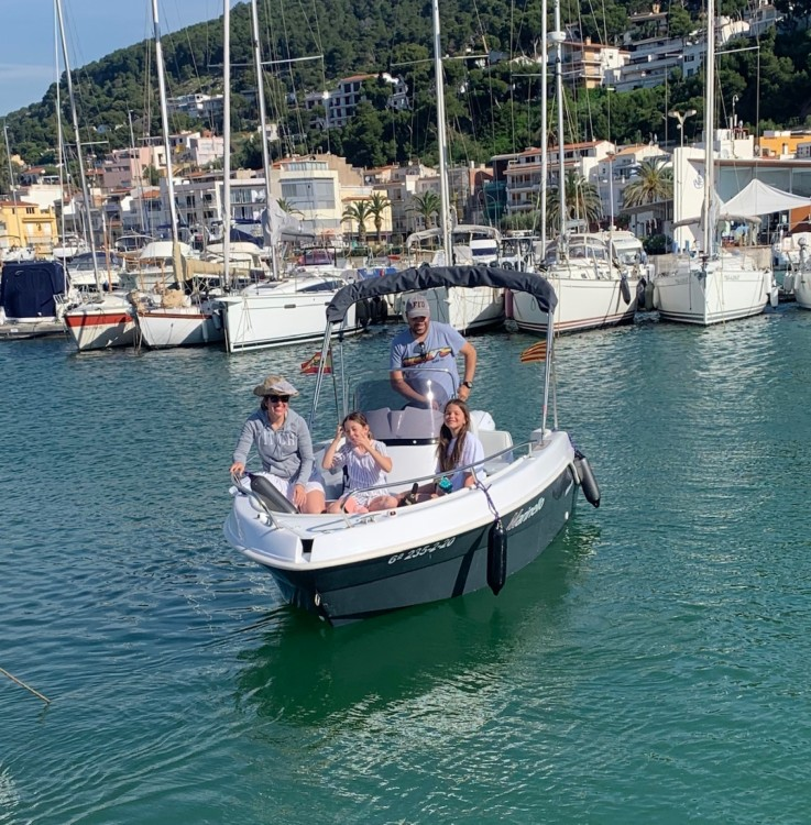 Location bateau Marinello 16-LICENCIA BASICA à Torroella de Montgrí sur Samboat