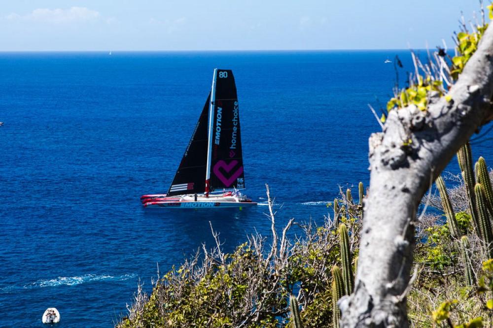 Location yacht à Saint-Tropez - Trimaran Prototype course sur SamBoat
