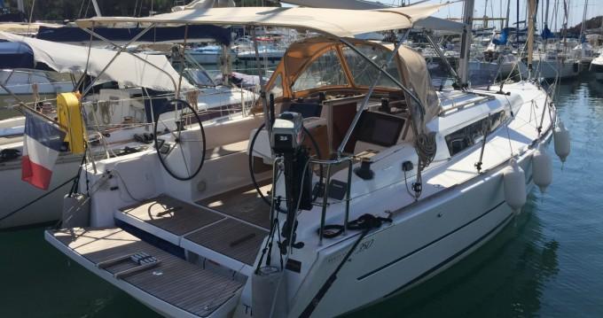 Location bateau Hyères pas cher Yachts 350