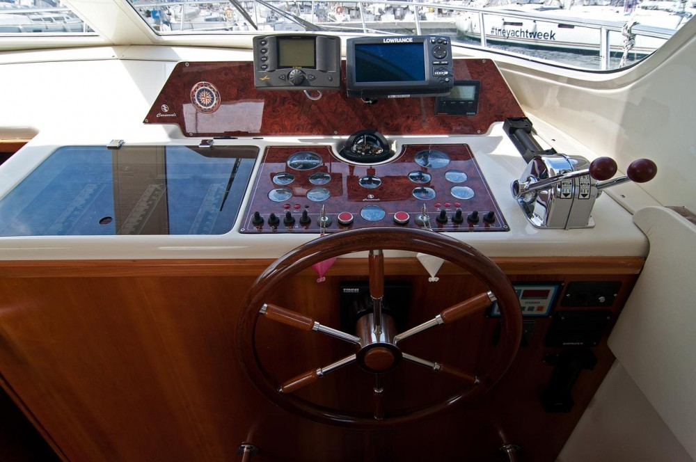 Location bateau Seget Donji pas cher Carnevali 36S Fly