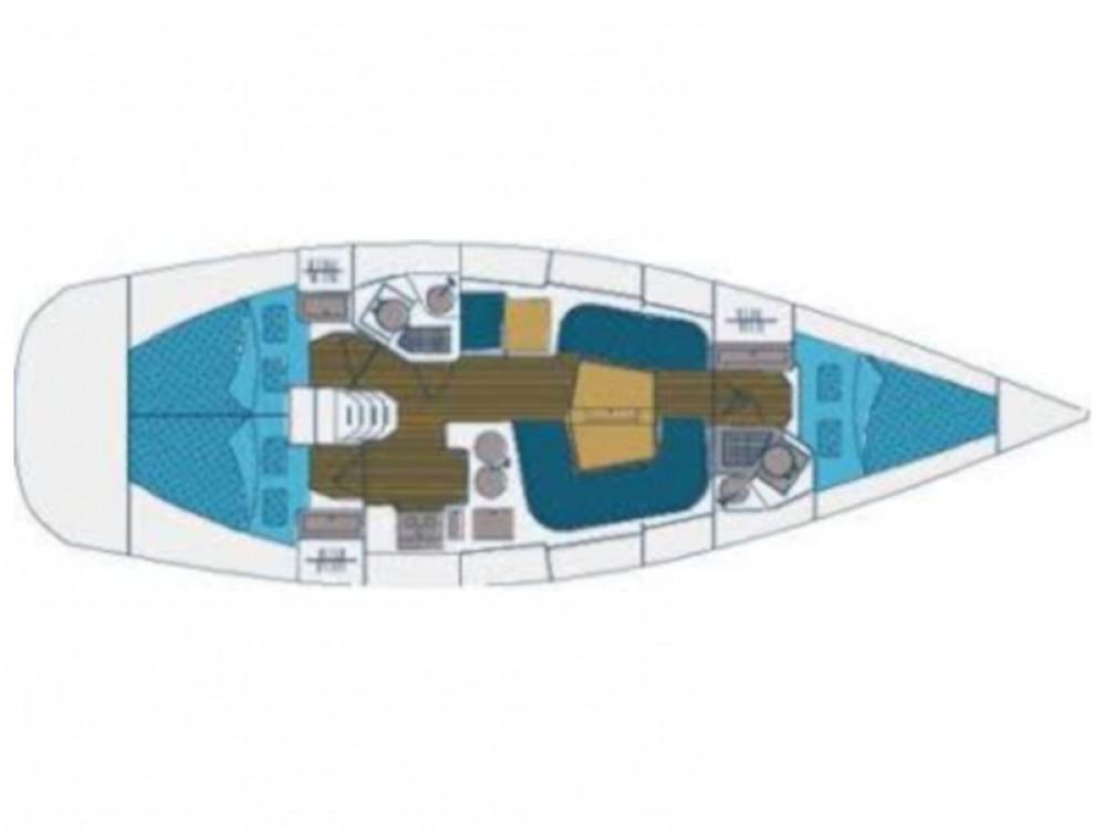 Louer Voilier avec ou sans skipper Elan à Genova