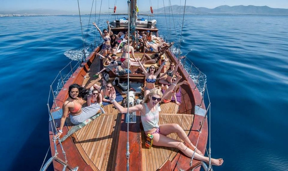 Louer Voilier avec ou sans skipper Bodrum-Shipyard à Athènes
