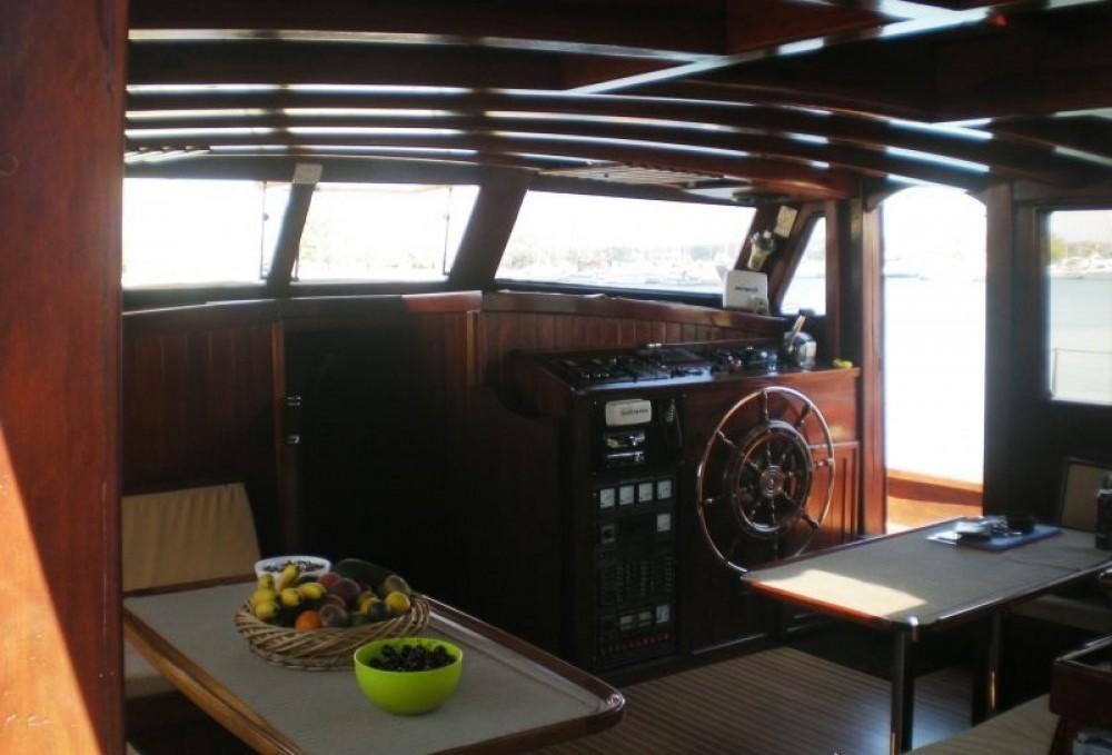 Location Voilier à Athènes - Bodrum-Shipyard Gulet