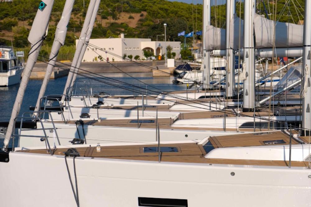 X-Yachts X4-6 model 2019 entre particuliers et professionnel à Lávrio