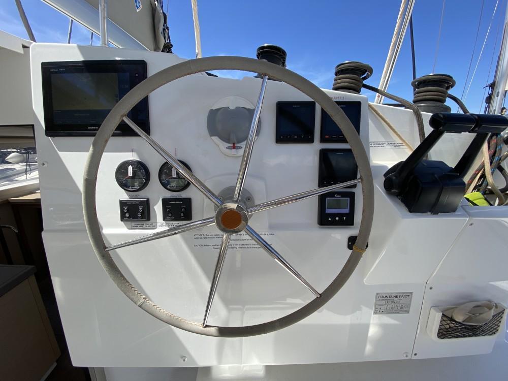 Louer Catamaran avec ou sans skipper Fountaine Pajot à Ibiza Magna