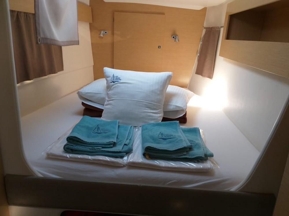 Louer Catamaran avec ou sans skipper Fountaine Pajot à Marmaris