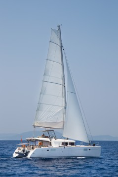 Location bateau Lagoon Lagoon 450 F à Ajaccio sur Samboat