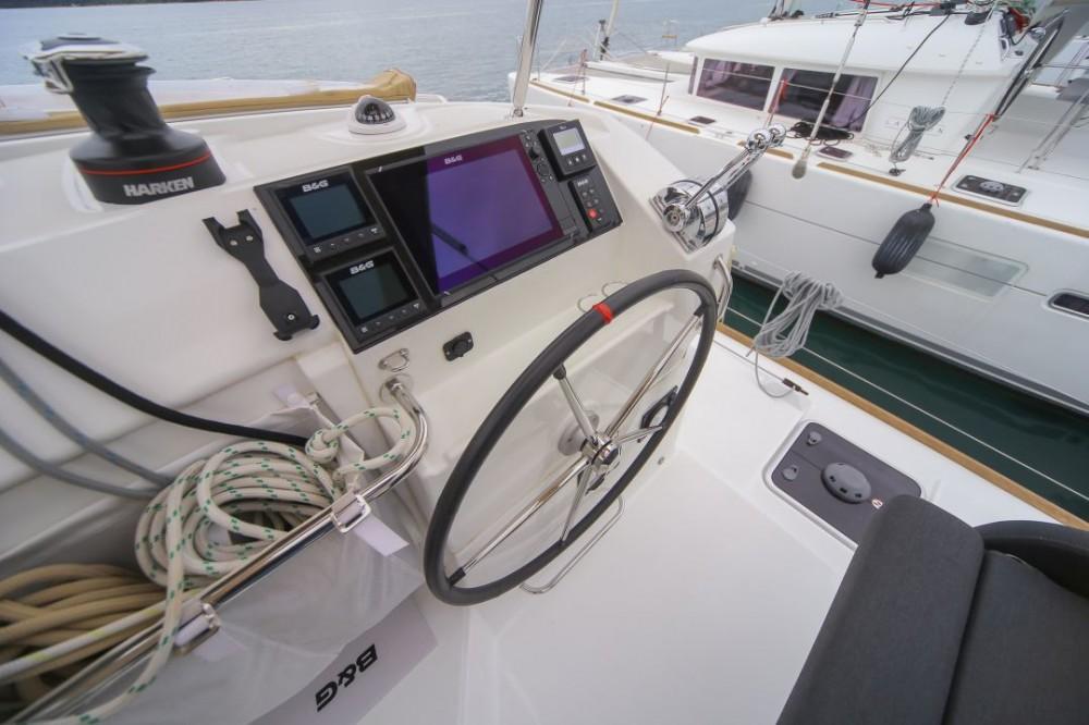Louer Catamaran avec ou sans skipper Lagoon à Saint-Mandrier-sur-Mer