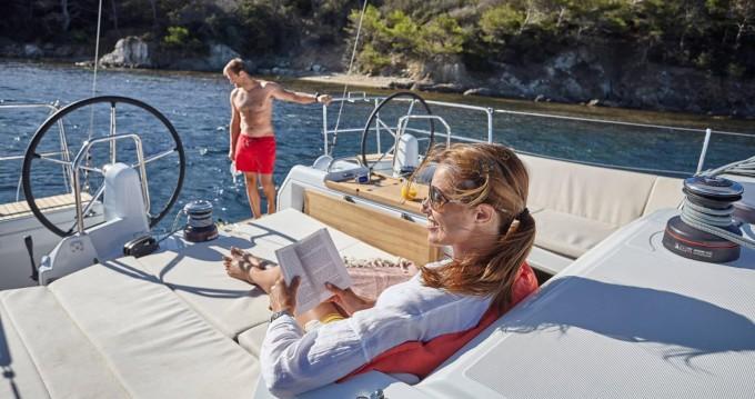 Jeanneau Sun Odyssey 440 entre particuliers et professionnel à Procida