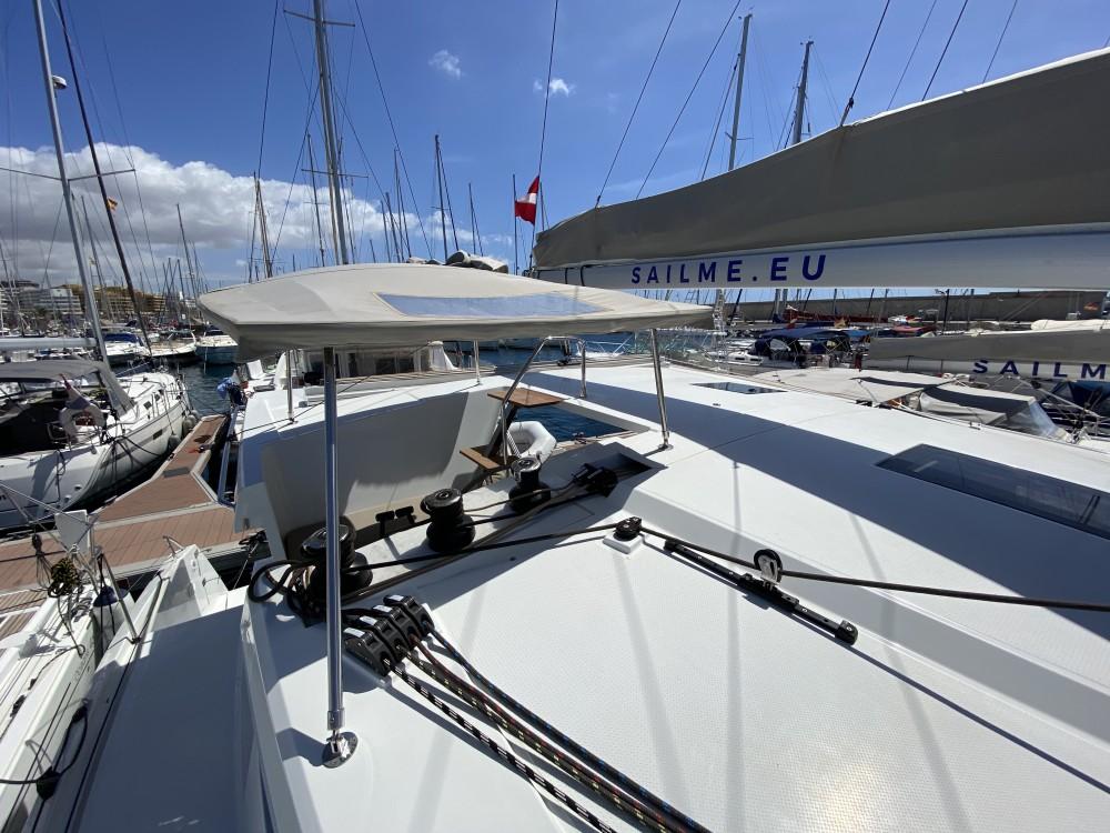 Location Catamaran à Ibiza Magna - Fountaine Pajot Lucia 40