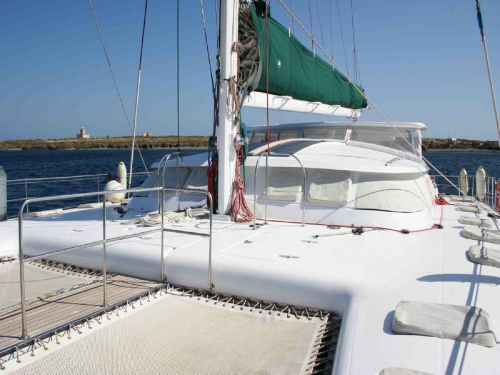 Location bateau Sant Antoni de Portmany pas cher Marquises 56