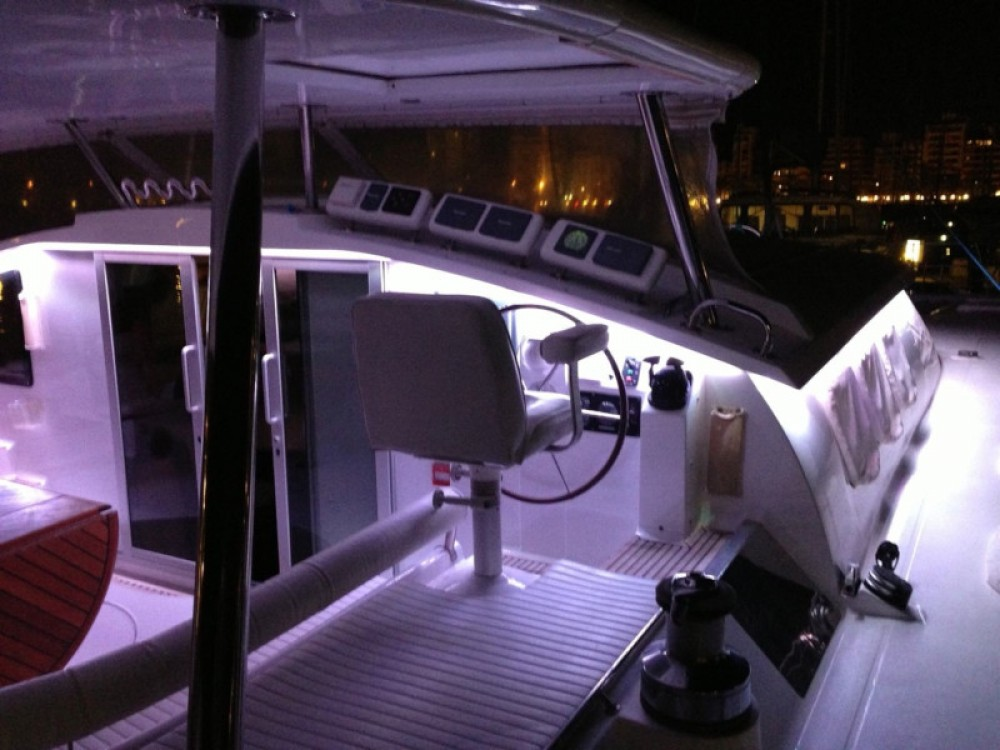 Location yacht à Sant Antoni de Portmany - Fountaine Pajot Marquises 56 sur SamBoat