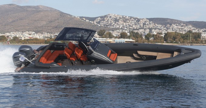 Location bateau Athènes pas cher Sea DNA 999 G5