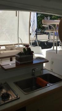Location yacht à Naples - Lagoon Lagoon 38 sur SamBoat