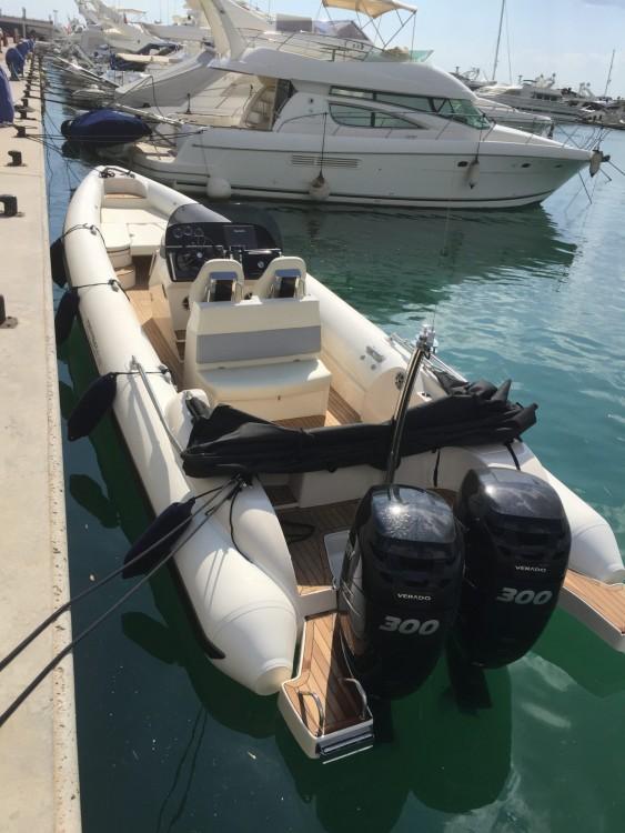 Location yacht à Portocheli - Technohull Sea DNA 999 G5 sur SamBoat