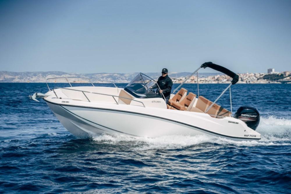 Location yacht à Marseille - Quicksilver Activ 675 Open sur SamBoat