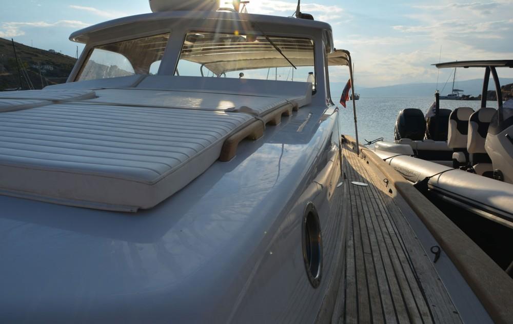 Location bateau Custom Made Lobster 38 à Attique sur Samboat