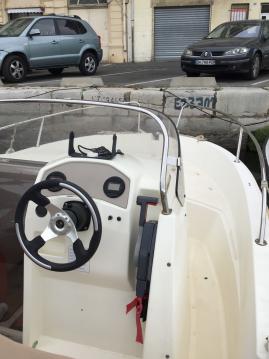 Jeanneau Cap Camarat 555 entre particuliers et professionnel à Sète