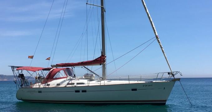 Bénéteau Oceanis Clipper 423 entre particuliers et professionnel à Palamós
