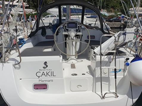 Bénéteau Oceanis 34 entre particuliers et professionnel à Marmaris