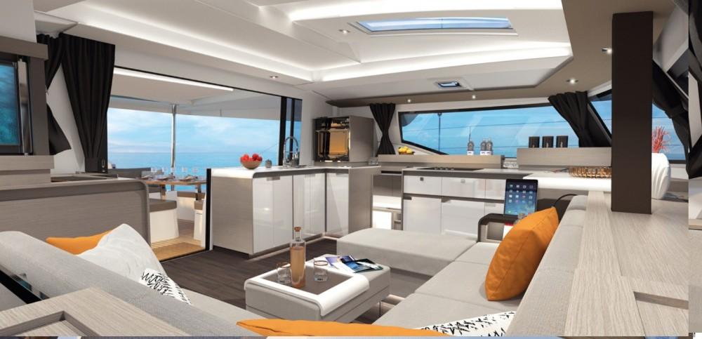 Location yacht à  - Fountaine Pajot Elba 45 sur SamBoat
