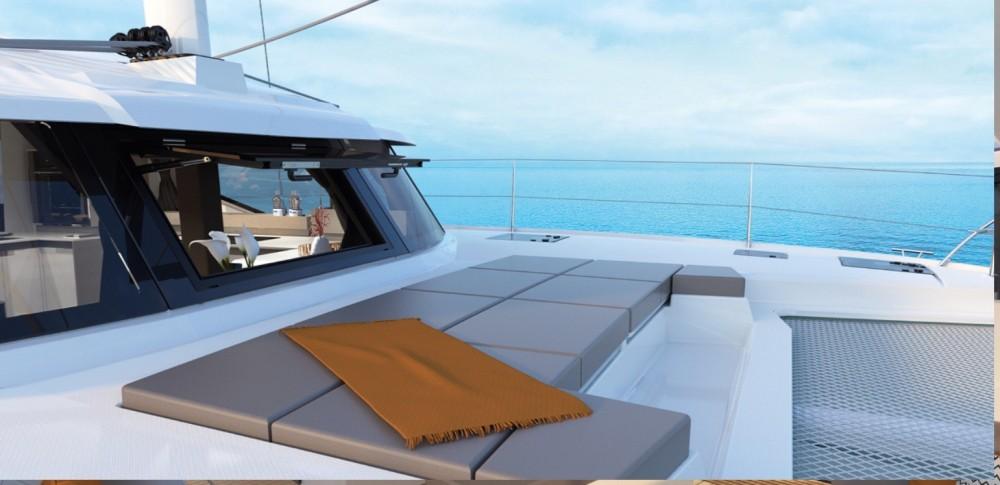 Louer Catamaran avec ou sans skipper Fountaine Pajot à