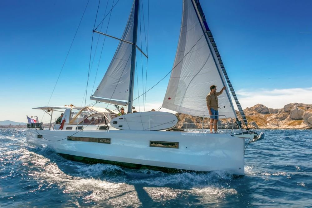 Location yacht à Trogir - Jeanneau Sun Loft 47 sur SamBoat