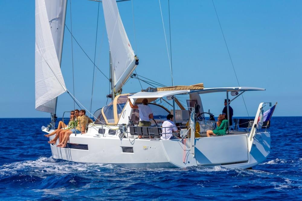 Jeanneau Sun Loft 47 entre particuliers et professionnel à Trogir