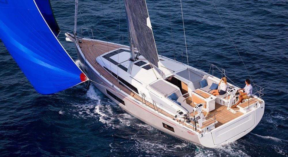 Location bateau Bénéteau Oceanis 46.1 à Dubrovnik sur Samboat