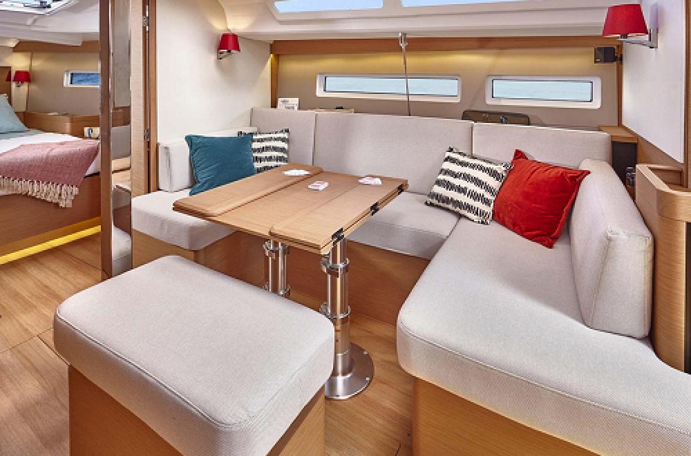 Location bateau Jeanneau - Sun Odyssey Sun Odyssey 440 à Trogir sur Samboat