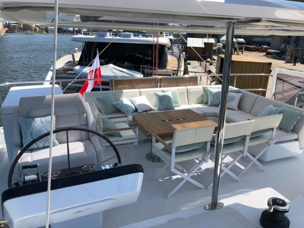 Location bateau Sunreef Sunreef 70 à Trogir sur Samboat