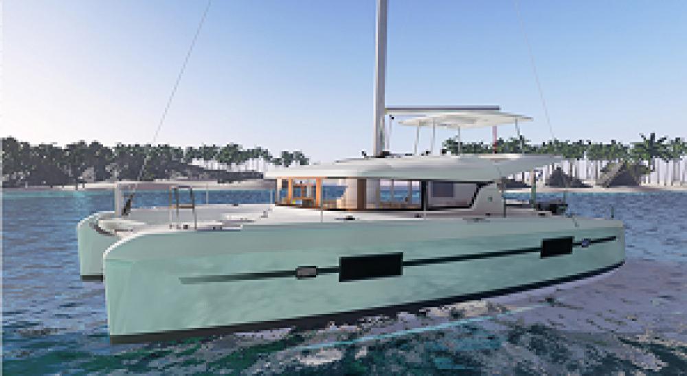 Lagoon Catamaran Lagoon 42 entre particuliers et professionnel à Trogir