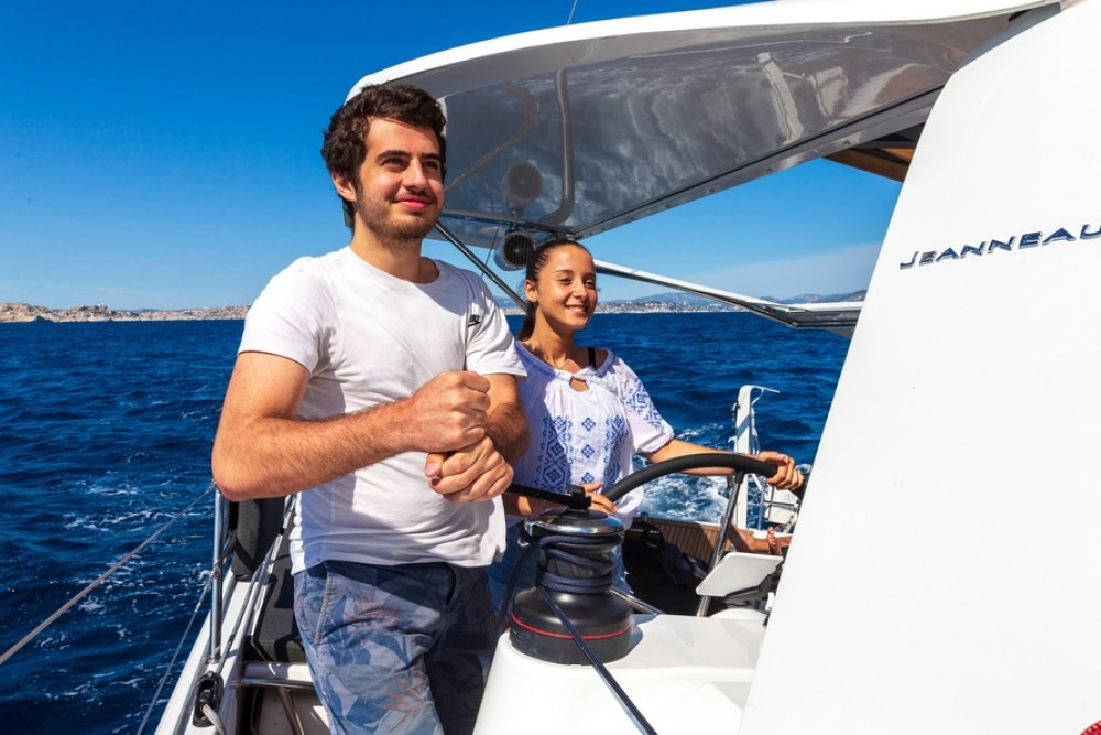 Location bateau Trogir pas cher Sun Loft 47