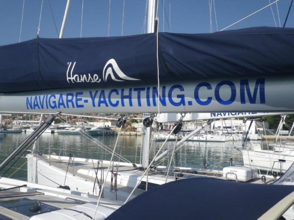 Hanse Hanse 575 entre particuliers et professionnel à Dubrovnik