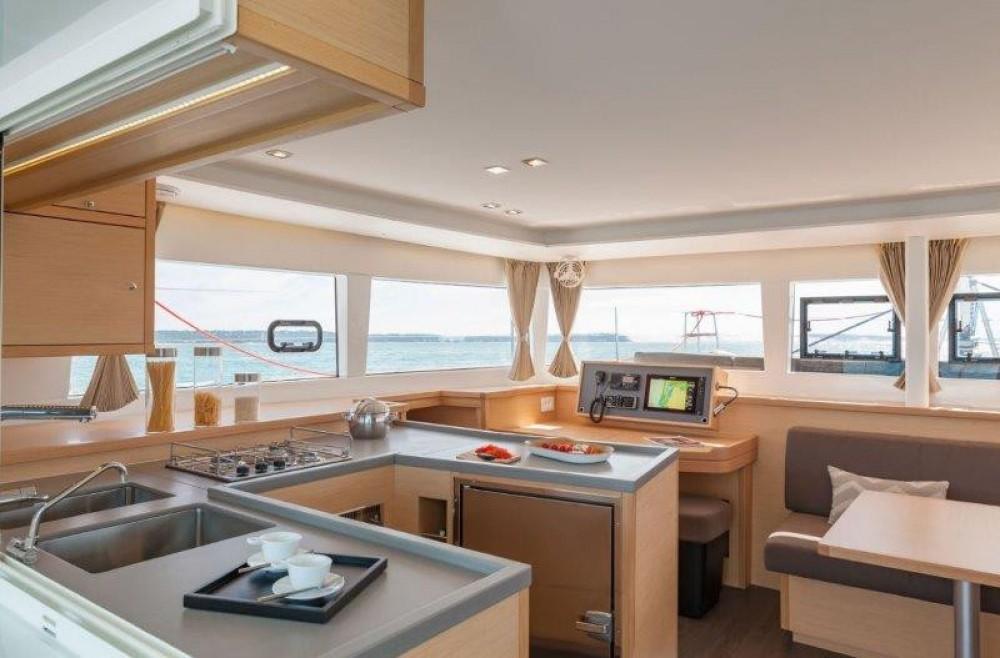 Location Catamaran à Trogir - Lagoon Lagoon 450