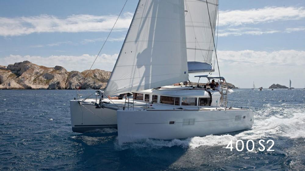 Location Catamaran à Traù -  Lagoon 400 S2