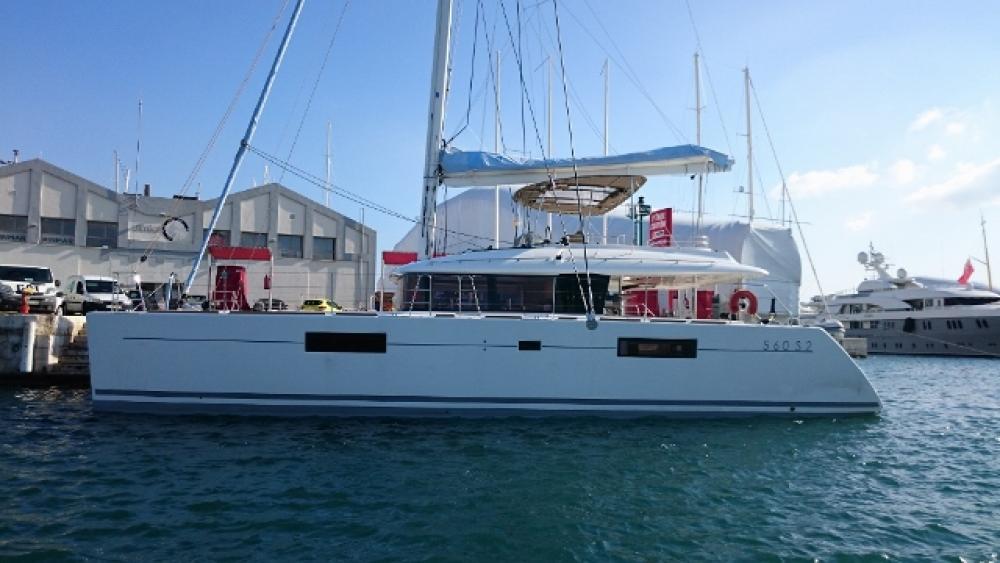 Location Catamaran à Trogir - Lagoon Lagoon 560