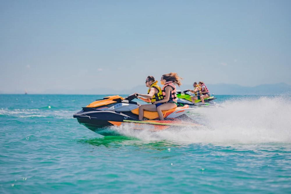 Louer Jet Ski avec ou sans skipper Seadoo à Cullera