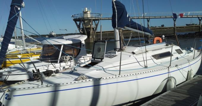 Bénéteau First 29 GTE entre particuliers et professionnel à Lorient
