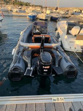 Location bateau Sainte-Maxime pas cher Eagle 6