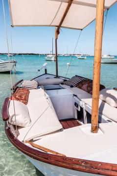 Louer Bateau à moteur avec ou sans skipper Majoni à Formentera