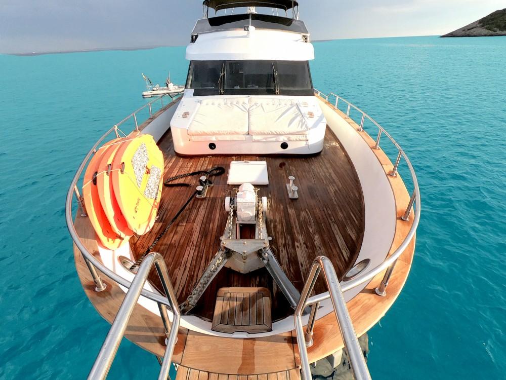 Location Yacht Baglietto avec permis