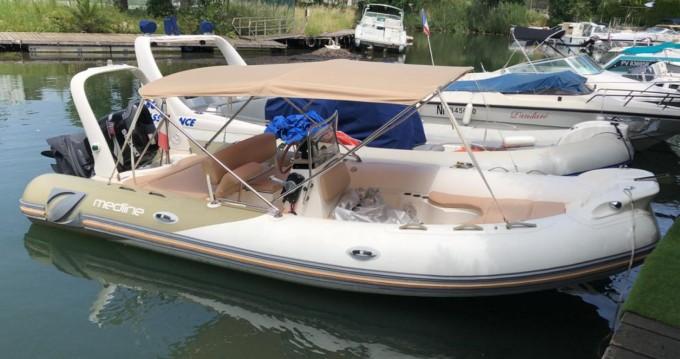 Location bateau Zodiac Medline II à Cannes sur Samboat
