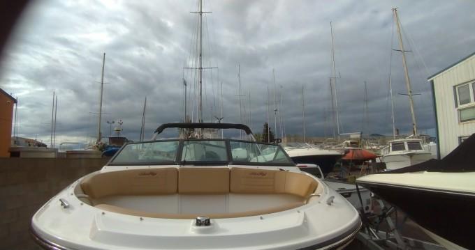 Louez un Sea Ray Sea Ray 190 SPX OB à Le Barcarès