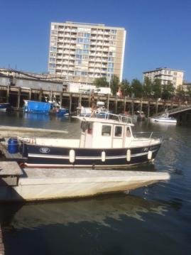 Location Bateau à moteur à Boulogne-Sur-Mer - Rhea Rhea 750 Timonier
