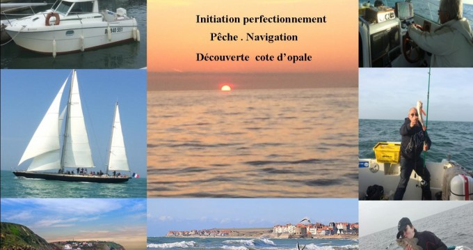 Location yacht à Boulogne-Sur-Mer - Rhea Rhea 750 Timonier sur SamBoat
