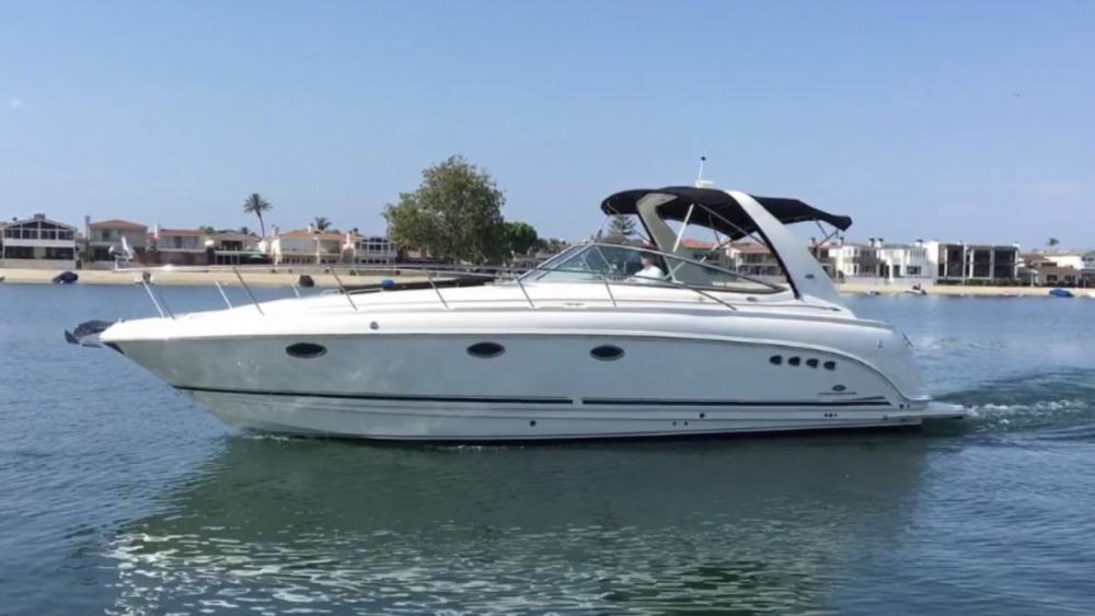 Chaparral 350 entre particuliers et professionnel à Giardini-Naxos