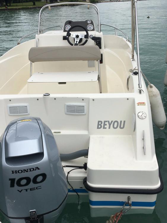 Location bateau Quicksilver Activ 505 Open à Sevrier sur Samboat